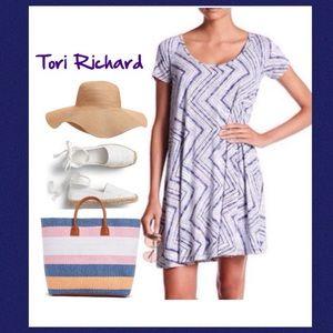 Kaylin Zazzle Dress By Tori Richard Honolulu XS